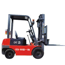forklift truck attachment