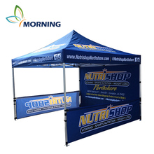 Custom promotional display party pop up trade show tent