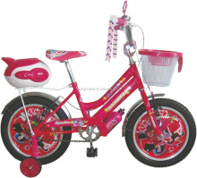 16 inch baby cycles with lovely appearance for girls