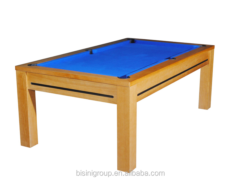 American Style 2 in 1 Dining Pool Table 7ft Cheap Pool Table for sale