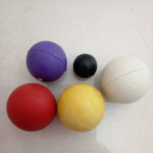 most popular 50mm silicone /rubber ball