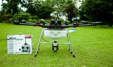 8 axis 5KG Spraying Machine agriculture drone