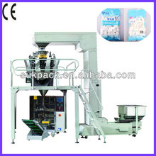 Automatic cotton candy packaging machine SL-420