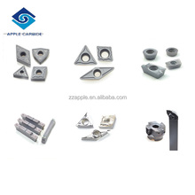 Hot sale tungsten carbide CNC turning inserts/aluminum insert/grooving insert with toolholders available