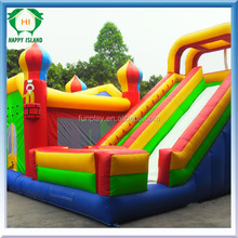 HI Top Quality combo bouncer , inflatable bouncer ,air jumping bounce