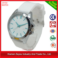 R0690 \(^o^)/~ free sample silicone jelly watch,waterproof silicone jelly watch