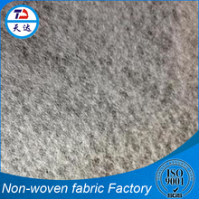 Custom Logo Thermal Bonded 200 To 2000g Car Interior Recycled Non-woven Fabric