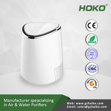 Multi-functional room air cleaners, desktop air car purifiers, air purifier ionizer for small home