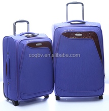 Best selling cheap travel bag EVA soft trolley luggage