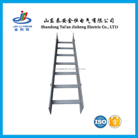 Hot Sale Various Diamensions Stainless Steel Cable Perforated Tray Support System