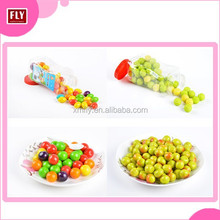 Tennis ball / Football / Watermlon Ball Shape Tutti-Frutti Bubble Gum