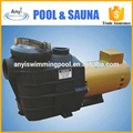 Electric high pressure 2HP plastic pool spa pump with motor for swimming pool