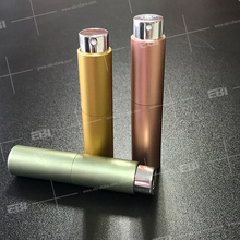Aluminum twist perfume mouth spray