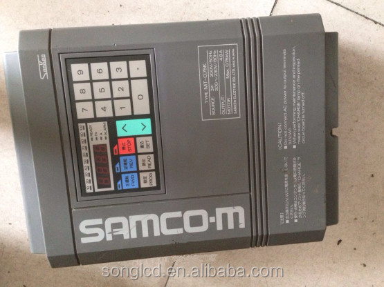 Frequency inverter SAMCO-M 0.75KW 220V MT-0.75K Original with warranty
