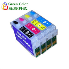 T1701 T1711 Refill ink cartridge for Epson XP103 XP203 XP207 XP313 XP413 printer with arc chip