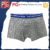 Men's boxer stock lot male breathable underwear cheap wholesale