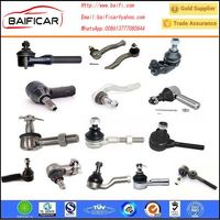 China famous OEM Quality Supplier Auto axial joint tie rod for Auto / Car