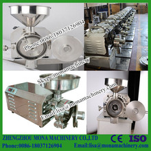 Whole grains mill. Small steel mill ultrafine grinding mill machine to play. Chinese herbal medicine pulverizer