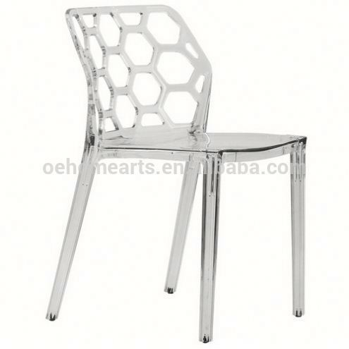 2017 new & hot good quantity china factory direct sale low price rocking acrylic chair