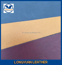 Polish Synthetic Shoes Leather Materials for Making Shoes