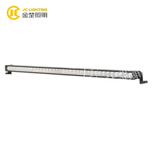 Super slim 40 inches 108w single row waterproof 4x4 accessory wholesale led light bar for car accessories