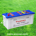 Yuasan Super 12V Lead Acid Dry Batteries for Cars--N120(12V120AH)