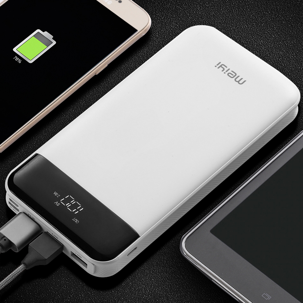 New brand 2017 quick charge 3.0 power bank travel