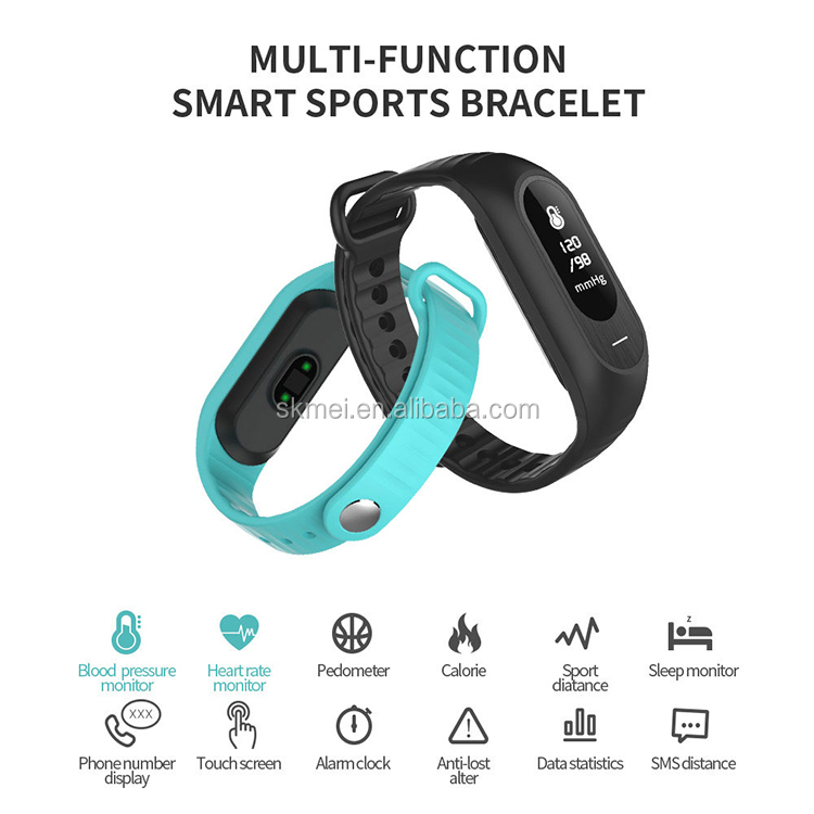 best selling black bracelet band wristwatch bluetooth b15p smart watches with multifunction