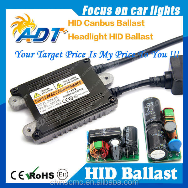 Best price HID headlight conversion kits,35w canbus ballast hid kits for golf for jetta for mazda for volkswagen for bmw