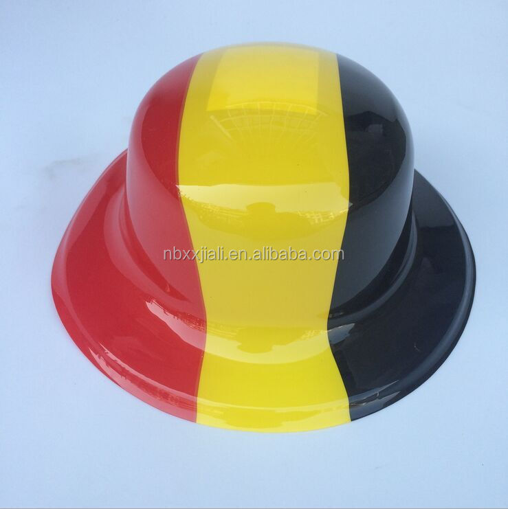 2016 olympics German flag pvc hat national flag hats