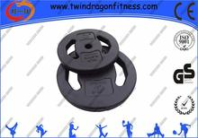 Excellent quality new products cement weight barbell plate