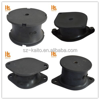 Rubber mounting,shock absorber P/N 345215 for Dynapac road roller