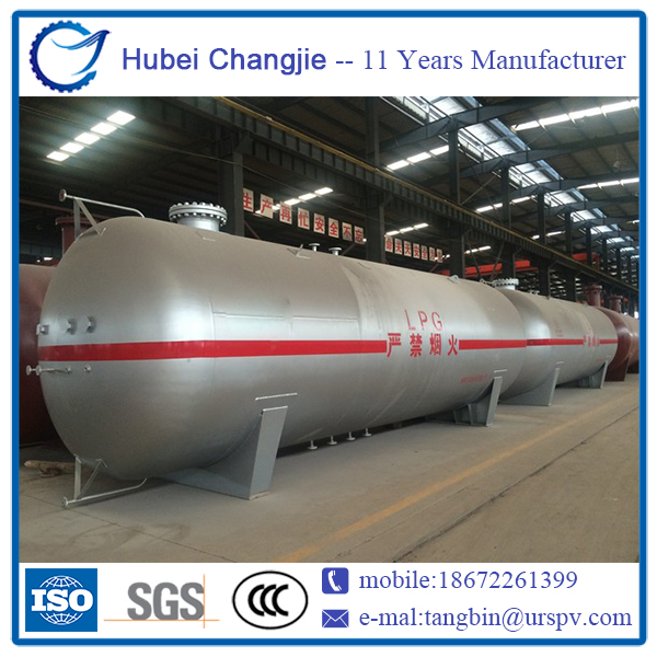 China Supplier High Quality Storage Tank For Lpg Gas
