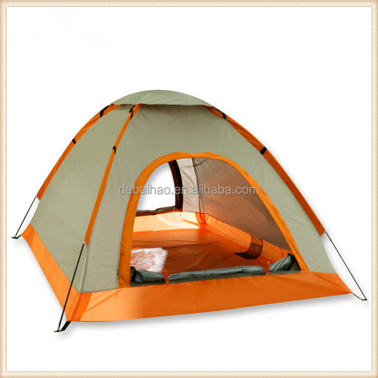 New Type good quality waterproof camping strong tent