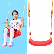 wholesale sale Colorful child play set sports kids playground single swing seat set