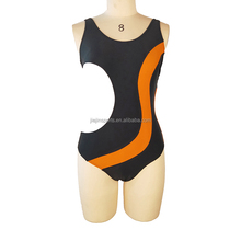 private label swimwear manufacturer one piece Swimsuit breathable for Women