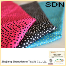 Hot Selling High Quality Low Price Dyeing Jacquard Knitting Polar Fleece Fabric