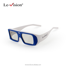 Cheap Cinema Use Passive 3D Glasses for 3D,4D,5D,6D,7D Cinema/Theatre