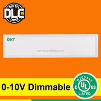 UL CUL DLC 1*4 dimmable white led suspended ceiling light panel
