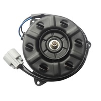 Auto Denso Electric Radiator Cooling Fan Motor 12V DC for Toyota Corolla Suzuki # 16363 0T030