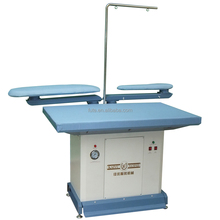 KAI-120B Garment Industrial Vacuum Ironing Table With Boiler And Single Buck