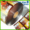 plastic packaging printing film roll for biscuit,candy,coffee,sugar,juice packaging