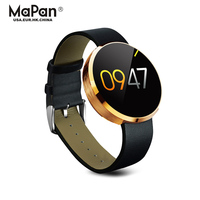 new arrival smart watch phone with remote camera/ BT smart watch sync call sms notification