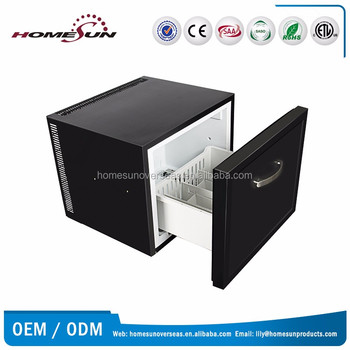 drawer thermoelectric mini refrigerator