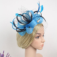 Fashionable Wedding Party Fascinator Bridal Hair Accessories
