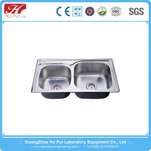 stainless steel sink single bowl single board lab sinks/kitchen equipment