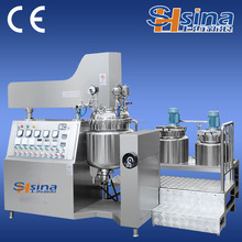 Automatic Shampoo Making Machine Cosmetic Mixer for Gel price