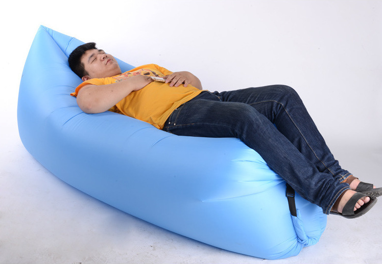 Cheapest Inflatable air mattress lounge sofa bed