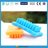 China Supplier Soft Rubber Pet Brush Dog Products Pet Shower Brush