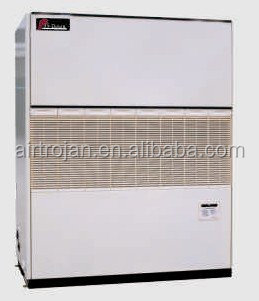 Air cooled floor standing ducted type air conditioner , capacity 27.1kW